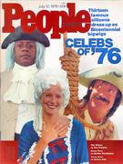 People Magazine July 12, 1976 Magazine