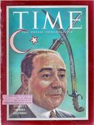 Time Magazine February 3, 1958 Magazine