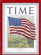 Time Magazine July 6, 1942 Magazine