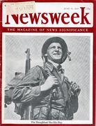 Newsweek Magazine June 18, 1945 Magazine