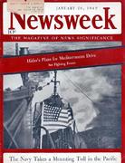 Newsweek Magazine January 26, 1942 Magazine