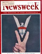 Newsweek Magazine May 25, 1942 Magazine