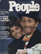 People Magazine December 16, 1974 Magazine