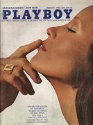 Playboy Magazine February 1, 1972 Magazine