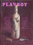 Playboy Magazine March 1, 1972 Vintage Magazine