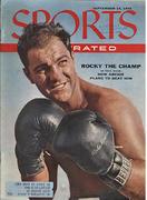 Sports Illustrated September 19, 1955 Magazine