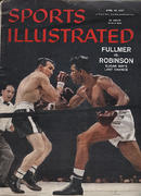 Sports Illustrated April 29, 1957 Magazine