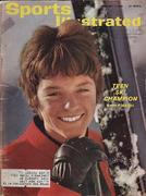 Sports Illustrated February 11, 1963 Magazine
