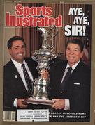Sports Illustrated February 16, 1987 Magazine