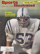 Sports Illustrated November 29, 1965 Magazine