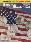 Sports Illustrated April 19, 1965 Magazine