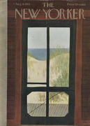 The New Yorker August 8, 1953 Magazine