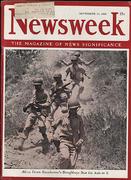 Newsweek Magazine November 16, 1942 Magazine
