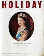 Holiday Magazine November 1957 Magazine