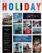 Holiday Magazine March 1960 Magazine