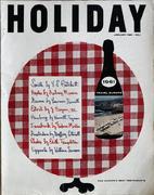 Holiday Magazine January 1961 Magazine