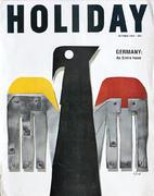 Holiday Magazine October 1964 Magazine