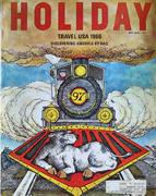 Holiday Magazine May 1966 Magazine