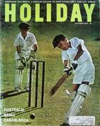 Holiday Magazine September 1966 Magazine