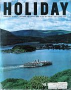 Holiday Magazine October 1966 Magazine