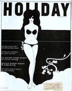 Holiday Magazine November 1967 Magazine