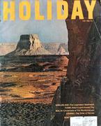 Holiday Magazine February 1968 Magazine