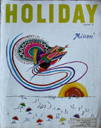 Holiday Magazine June 1968 Vintage Magazine