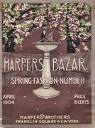 Harper's Bazaar April 1904 Magazine