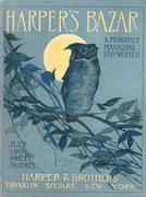 Harper's Bazaar July 1904 Magazine