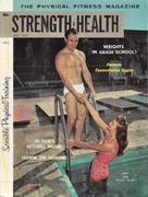 Strength & Health Magazine July 1959 Magazine