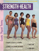 Strength & Health Magazine January 1961 Magazine