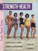 Strength & Health Magazine January 1961 Magazine