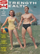 Strength & Health Magazine August 1964 Magazine