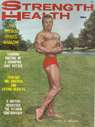 Strength & Health Magazine October 1966 Magazine