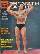 Strength & Health Magazine July 1967 Magazine