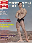 Strength & Health Magazine May 1968 Magazine