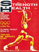 Strength & Health Magazine November 1968 Magazine