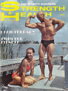 Strength & Health Magazine September 1970 Magazine