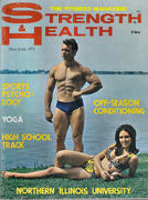 Strength & Health Magazine May 1971 Magazine