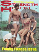 Strength & Health Magazine July 1971 Magazine