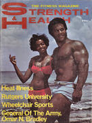 Strength & Health Magazine August 1971 Magazine