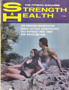 Strength & Health Magazine December 1971 Magazine
