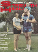 Strength & Health Magazine February 1972 Magazine