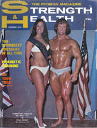 Strength & Health Magazine February 1973 Magazine