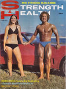 Strength & Health Magazine April 1973 Magazine