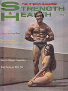 Strength & Health Magazine June 1974 Magazine