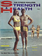 Strength & Health Magazine August 1975 Magazine