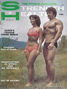 Strength & Health Magazine October 1975 Magazine