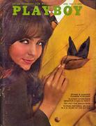 Playboy Magazine April 1, 1968 Magazine