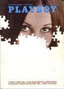 Playboy Magazine September 1, 1971 Vintage Magazine